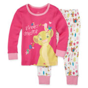 Disney Baby Collection Nala Pajamas - Baby Girls newborn-24m
