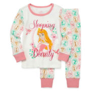 Disney Baby Collection Sleeping Beauty Pajamas - Baby Girls newborn-24m