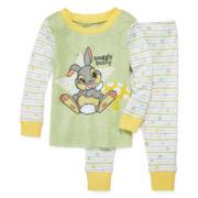 Disney Baby Collection Thumper Pajamas - Baby Girls newborn-24m