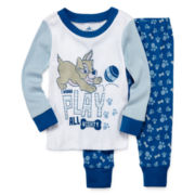 Disney Baby Collection Lady and the Tramp Pajamas - Baby Boys newborn-24m