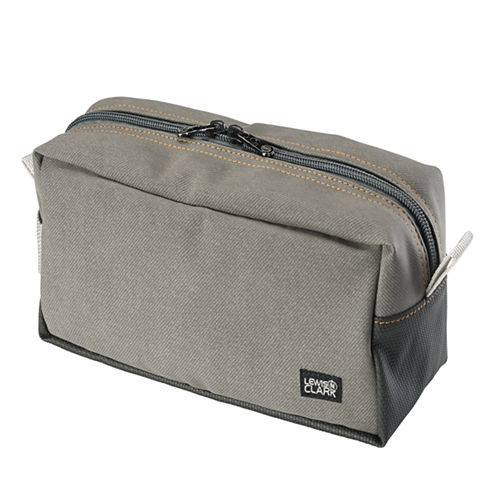 Brushed Twill Toiletry Kit