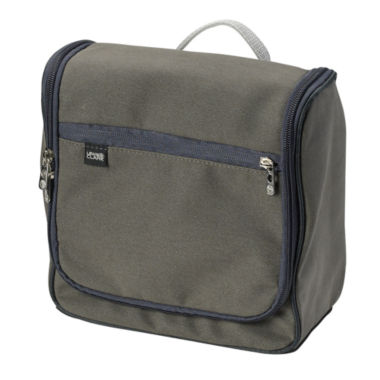 jcpenney.com | Brushed Twill Hanging Toiletry Kit