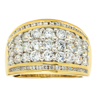 jcpenney.com | 2 CT. T.W. Diamond 10K Yellow Gold Wedding Band
