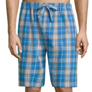 IZOD® Woven Pajama Shorts - Big & Tall