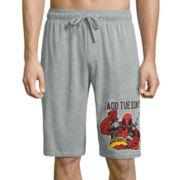 Marvel® Deadpool Knit Pajama Shorts