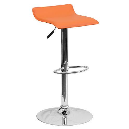 Swivel Seat Contemporary Barstool