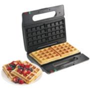 Proctor-Silex® Belgian Flip Waffle Maker
