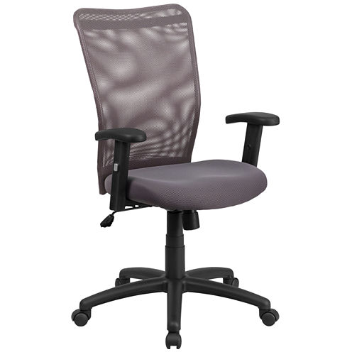 Ventilated High Back Office Chair