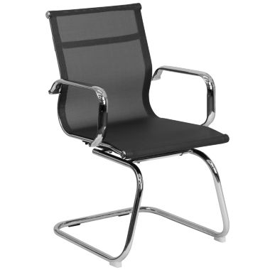 jcpenney.com | Contemporary Mesh Guest Chair