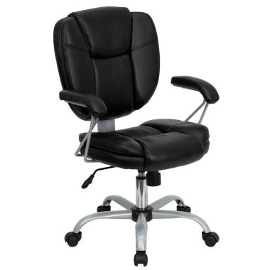 jcpenney.com | Contemporary Pillow Top Cushion Task Office Chair