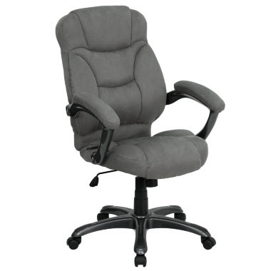 jcpenney.com | Microfiber Contemporary Office Chair