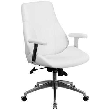 jcpenney.com | Mid-Back Leather Office Chair