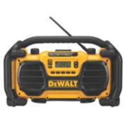 DeWALT Worksite Radio and Charger