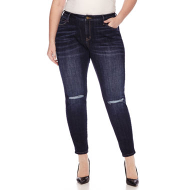 jcpenney.com | a.n.a® Jeggings - Plus