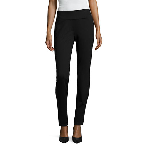Alyx Skinny Fit Ponte Pull-On Pants