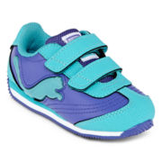 Puma® Speeder Illuminescent  Girls Athletic Shoes - Toddler