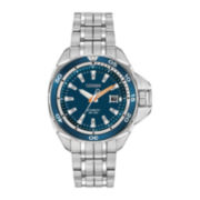 Citizen® Signature Mens Stainless Steel Grand Touring Watch