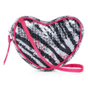 On The Verge Heart Crossbody