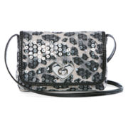 On The Verge Heart Lock Crossbody