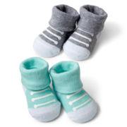 Carter's® Infant Boys 2-pk. Keepsake Sneakers