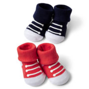 Carter's® Infant Boys 2-pk. Keepsake Sneakers