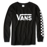 Vans® Classic Long-Sleeve Graphic Tee - Boys 8-20