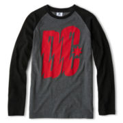 DC® Long-Sleeve Raglan Graphic Tee - Boys 8-20