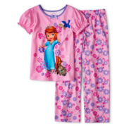 Disney Collection Sofia 2-pc. Pajamas - Girls 2-10
