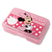 Disney Pink Minnie Mouse Pencil Box Set