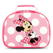 Disney Pink Minnie Mouse Lunch Tote