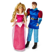 Disney Sleeping Beauty and Prince Phillip 2-pk. Classic Doll Set