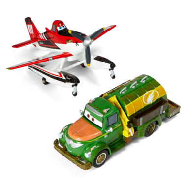 jcpenney.com | Disney Collection Planes 2 Dusty and Chug Toy Planes