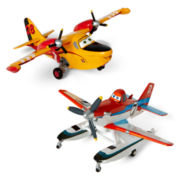 Disney Collection Planes 2 Pontoon Dusty and Dipper Toy Planes