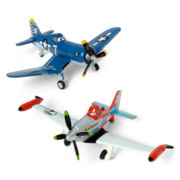 Disney Planes 2 Skipper and Turbo Dusty Toy Planes