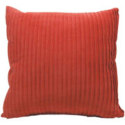 Esplanade Square Decorative Pillow