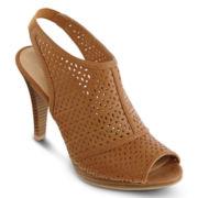 a.n.a® Crystal High Heel Sandals