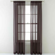 Royal Velvet® Lantana Rod-Pocket Curtain Panel
