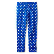 Okie Dokie® Print Leggings - Girls 2t-6