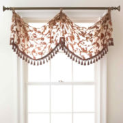 Royal Velvet® Viviana Tab-Top Serenade Valance