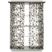 Royal Velvet® Viviana Rod-Pocket Sheer Panel