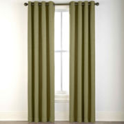Sonoma Solid Grommet-Top Curtain Panel