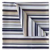 Home Expressions™ Microfiber Twin XL Stripe Sheet Set