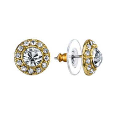 jcpenney.com | 1928® Jewelry Crystal Stud Earrings