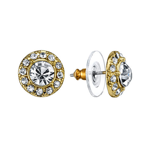 1928® Jewelry Crystal Stud Earrings
