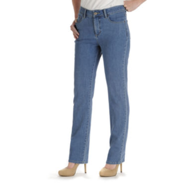 jcpenney.com | Lee® Monroe Classic Fit Straight Leg Jeans - Tall