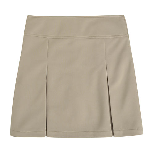 French Toast® Kick-Pleat Scooter Skirt - Toddler Girls 2t-4t