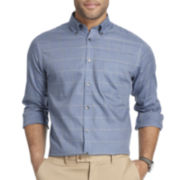 Van Heusen® Long-Sleeve No-Iron Woven Shirt