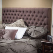 Blaine Full/Queen Upholstered Tufted Headboard