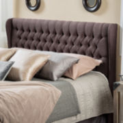Jolene Full/Queen Upholstered Tufted Headboard