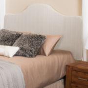 Mirabel King/Cal.King Upholstered Camelback Headboard